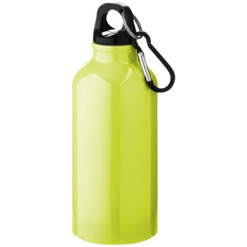 Oregon 400 ml sport bottle with carabiner10000206