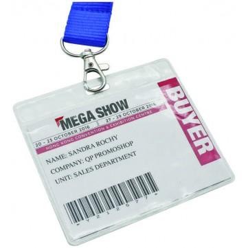 Serge transparent badge holder102202-config