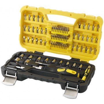 75-piece screwdriver set10407500