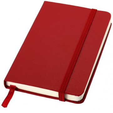 Classic A6 hard cover pocket notebook10618002