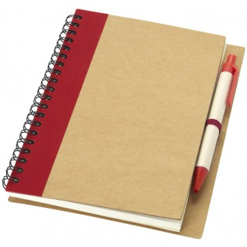 Priestly recycled notebook with pen10626800