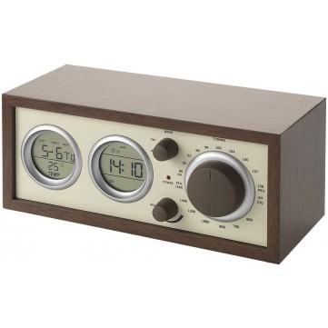 Classic radio with temperature10801100