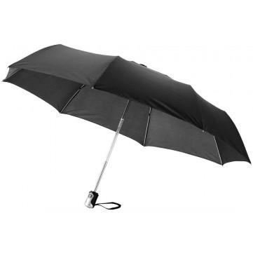 """Alex 21.5"""" foldable auto. open/close umbrella10901600"""