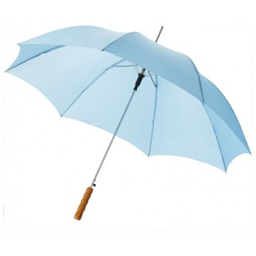 "Lisa 23"" automatic umbrella with wooden handle10901702"