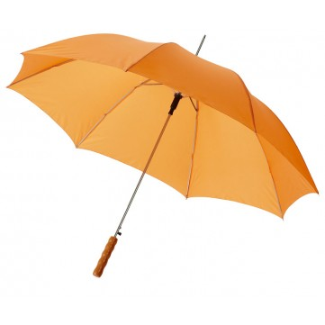 "Lisa 23"" automatic umbrella with wooden handle10901703"