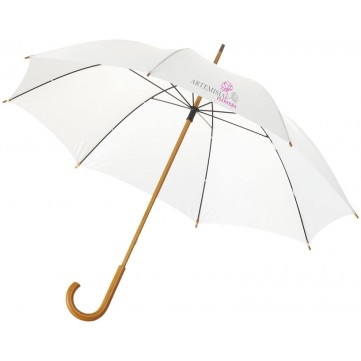 "Jova 23"" umbrella with wooden shaft and handle10906800"