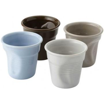 Milano 4-piece ceramic espresso cup set11246400