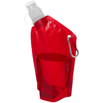 Cabo 375 ml mini water bag with carabiner112604-config