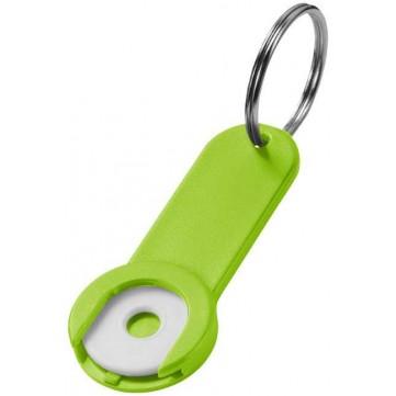 Shoppy coin holder keychain11809403
