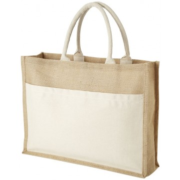 Mumbay tote bag made from jute11952600