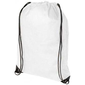 Evergreen non-woven drawstring backpack11961900