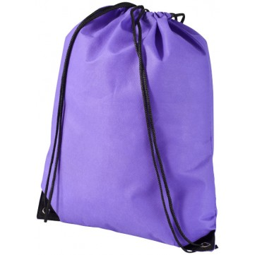 Evergreen non-woven drawstring backpack11961904