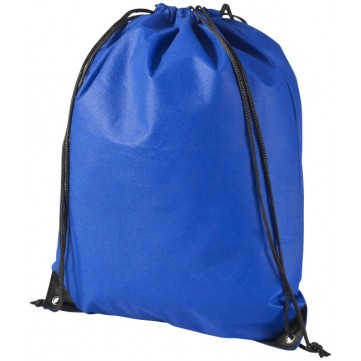 Evergreen non-woven drawstring backpack11961907