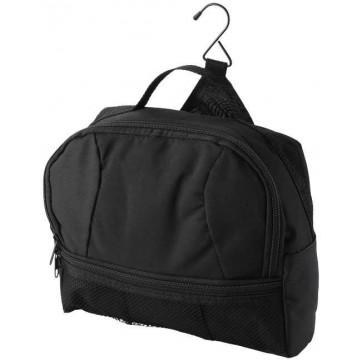 Global toiletry bag with metal hook11968800