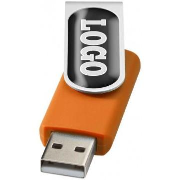 Rotate-doming 4GB USB flash drive12351004