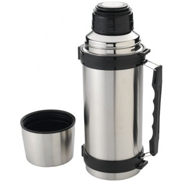 Everest 1000 ml vacuum insulated flask with strap19543103
