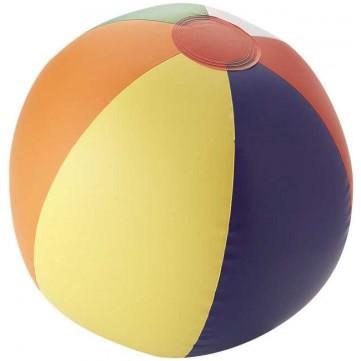 Rainbow inflatable beach ball19544610