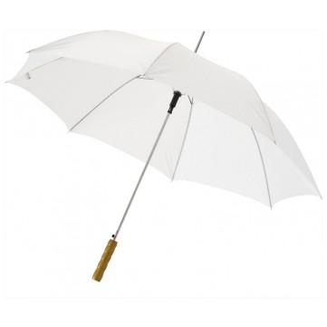 "Lisa 23"" automatic umbrella with wooden handle19547890"