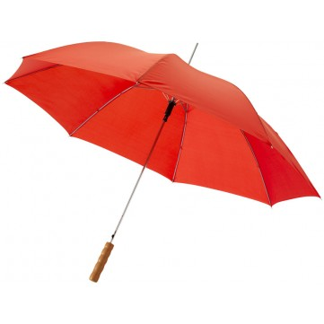"Lisa 23"" automatic umbrella with wooden handle19547900"