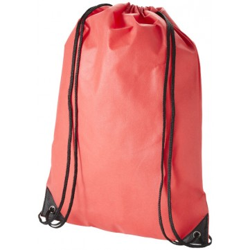 Evergreen non-woven drawstring backpack19550056