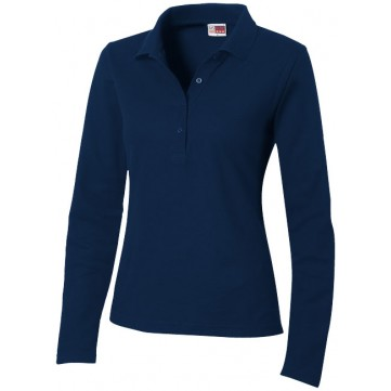 Seattle Ladies Long Sleeve Polo31105491