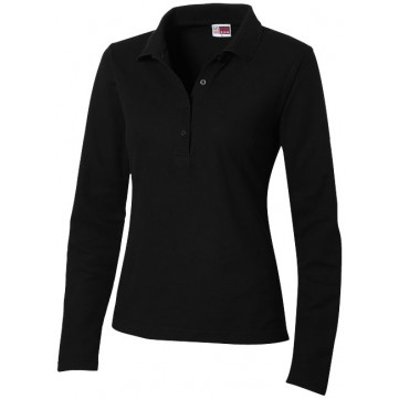 Seattle Ladies Long Sleeve Polo31105993