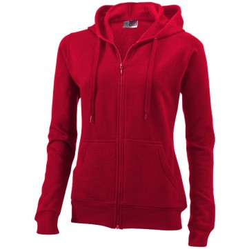Utah Hooded Full zip Ladies sweater31225252