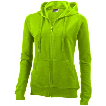 Utah Hooded Full zip Ladies sweater31225682