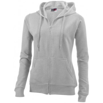 Utah Hooded Full zip Ladies sweater31225955
