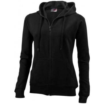 Utah Hooded Full zip Ladies sweater31225993