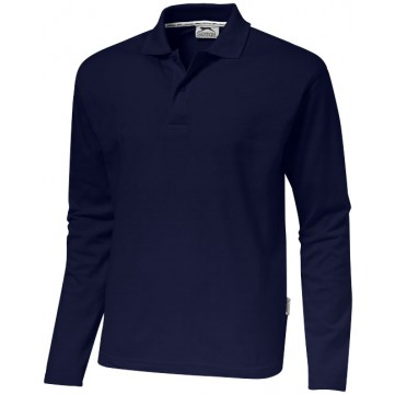 Umpire Long Sleeve Polo33086494