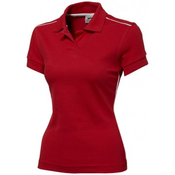 Backhand short sleeve ladies polo33092254