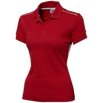 Backhand short sleeve ladies polo33092252