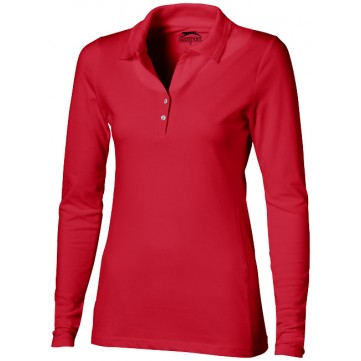 Volley Ladies Long Sleeve Polo33093251