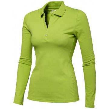 Volley Ladies Long Sleeve Polo33093681