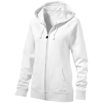 Race hooded full zip ladies' sweater33221014