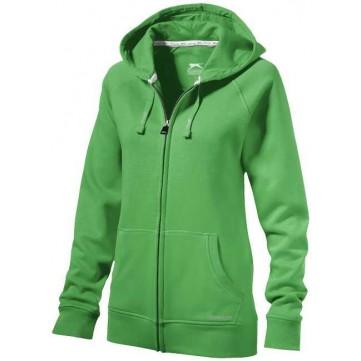Race hooded full zip ladies' sweater33221623