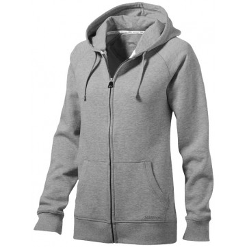 Race hooded full zip ladies' sweater33221962