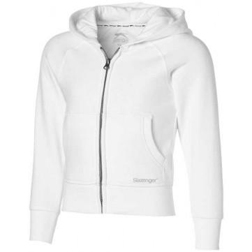 Race hooded full zip kids' sweater33222013