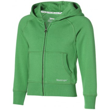 Race hooded full zip kids' sweater33222621