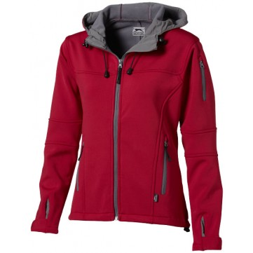 Match ladies softshell jacket33307251