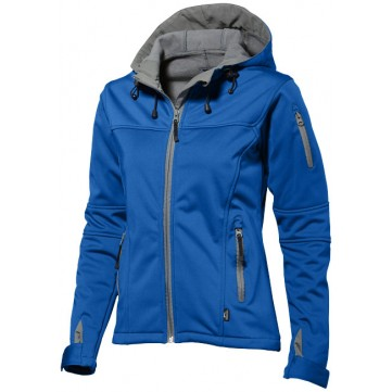 Match ladies softshell jacket33307423