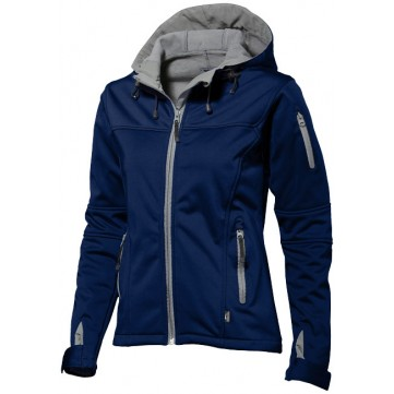 Match ladies softshell jacket33307492