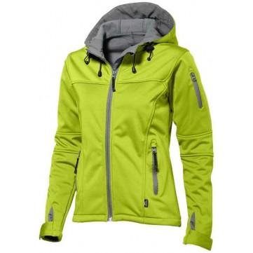 Match ladies softshell jacket33307644