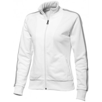 Court full zip ladies sweater33315012