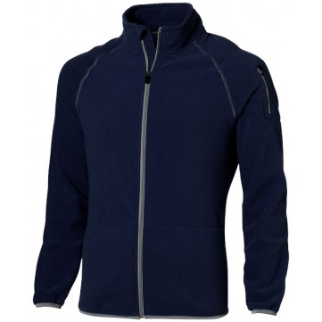Drop shot full zip micro fleece jacket33486493