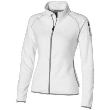 Drop shot full zip micro fleece ladies jacket33487014