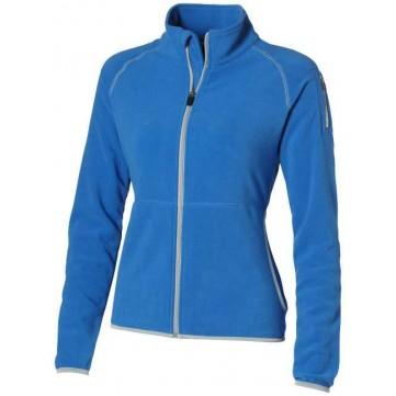 Drop shot full zip micro fleece ladies jacket33487422
