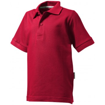 Forehand short sleeve kids polo33S13285