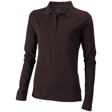 Oakville Ladies long sleeve Polo38087863